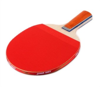 Harga DHS Lone Star A1007 Table Tennis Racket Red/Black with FREE Racket Cover