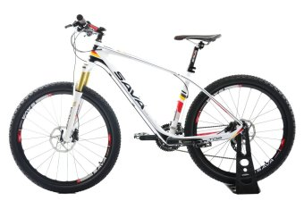 Harga Sava M8 Hydraulic Carbon Mountain Bike White