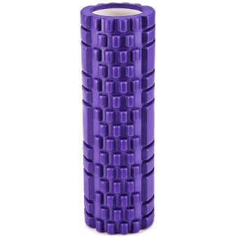 EVA Yoga Foam Roller Fitness Floating Point (Purple) Price Philippines