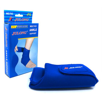 Julong Ankle Support (Blue) Price Philippines