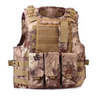 Army Airsoft Assault Combat MOLLE Vest Hunting Price Philippines