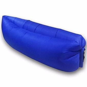 Harga Fast Inflate Bed (Royal Blue)