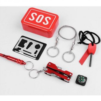 Harga MOON STORE SOS first aid kit - intl