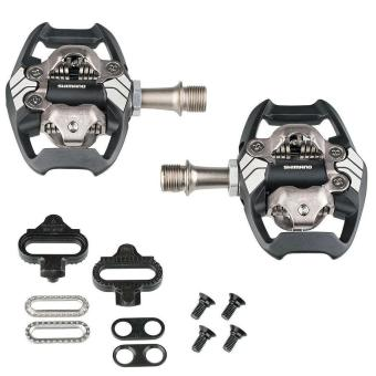 Harga Shimano Deore XT M8020 MTB Trail Pedal SPD Trail Enduro Pedals & Cleats - intl