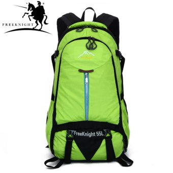 FreeKnight 55L Waterproof Outdoor Sport Backpack Bags for Hiking Traveling Climbing - intl Price Philippines