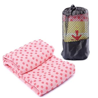 High Quality Yoga Towel (pink) Price Philippines