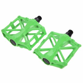 Harga Mountain Bike Bicycle Pedal #0099 (Green)