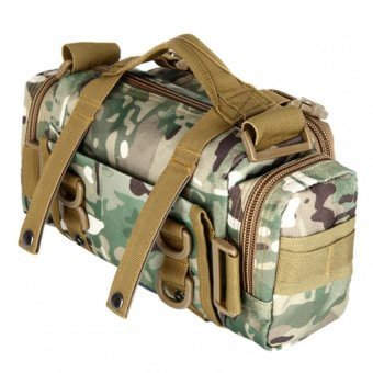 Harga HUG #333 Waist Pack Shoulder Bag (Camouflage)