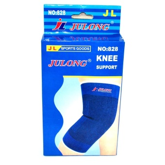 Julong Elastic Knee Pad Support (Blue) Price Philippines