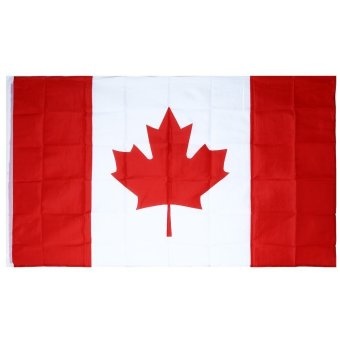 5 x 3 Feet Polyester Canada National Flag Country Banner Price Philippines