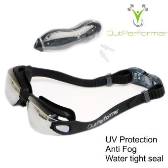 Outperformer ProCompetition Swimming Goggles with FREE 2 Earplugs and Carrying Case Price Philippines