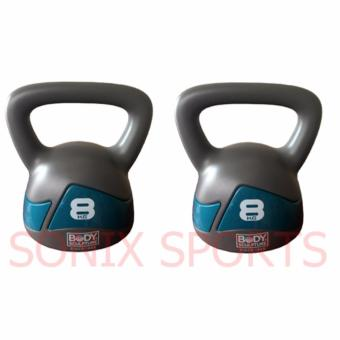 Body Sculpture Kettle Bell Exercise Weight 8kg (Set of 2) Price Philippines