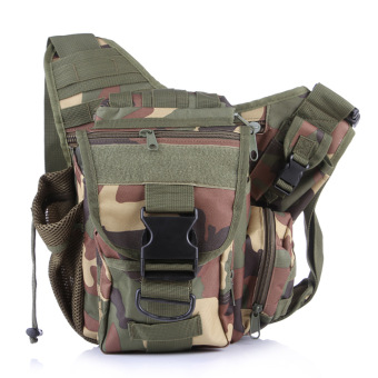 Molle Tactical Shoulder Strap Bag Military Pack Belt Pouch(Camouflage) Price Philippines