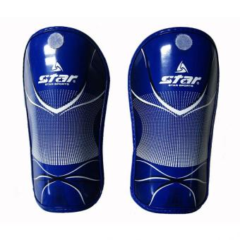 Harga Star Shin Guard Adult (Blue)