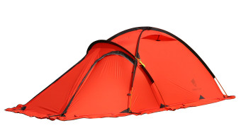 Harga GEERTOP 2-persons 4-seasons Camping Alpine Tent For Backpacking Hiking Climbing Light weight - With Living Room - Red.