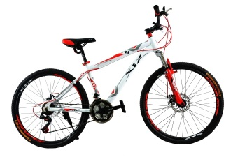 Harga XiX R1 Mountain Bike (White/Red)