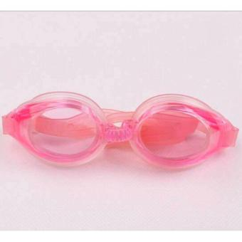 Advanced Swimming Googles Waterproof Fog For Men and Women (Pink) Price Philippines