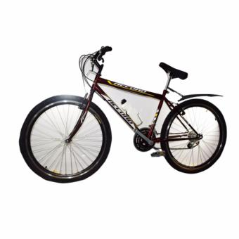 Harga Accord Mountain Bike (Maroon)
