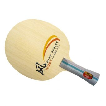 Harga DHS SR-A Wind Table Tennis Blade (Light Yellow)