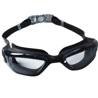 MMC Unisex Swimming Goggles For Adult - AK-3117 Black Price Philippines