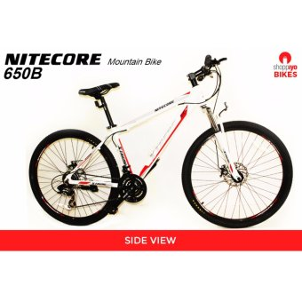 Harga Nitecore 650B Mountain Bike White