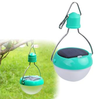 Portable 7 s Solar Powered Waterproof Hanging Light - intl Price Philippines