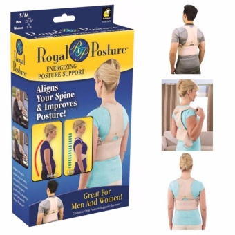 Harga J&J Royal Posture Back Supporter