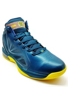 361 Degrees Kevin Love Nostalgia Basketball Shoes (Blue/Yellow) Price Philippines