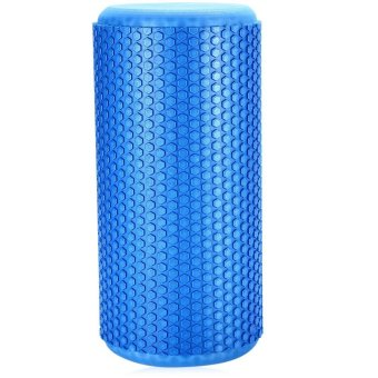 EVA Yoga Foam Roller For Muscle Relaxation 30x15cm (Blue) - Intl Price Philippines