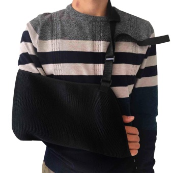 Harga Andux Shoulder Brace Arm Sling Support for Pain Relief YYDD-01 - intl