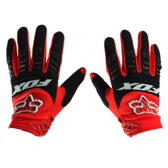 Harga Fortress Motorcycling/Bicycling Full Finger Gloves XL size only (FF6)