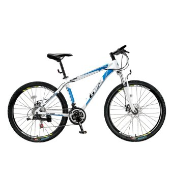 Harga Trinx M016 Mountain Bike 26inch (White/ Blue)