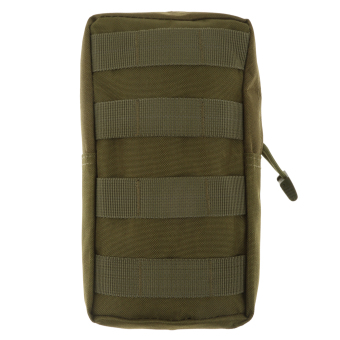 BolehDeals Tactical MOLLE Modular Utility Pouch Military Accessory Bag Army Green Price Philippines