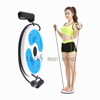 Harga Lucky man Waist Twisting Health Twister Disc