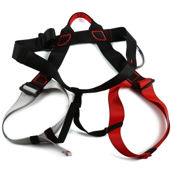 Harness Bust Seat Belt Outdoor Rock Climbing Rappelling Equipment (Multicolor) Price Philippines