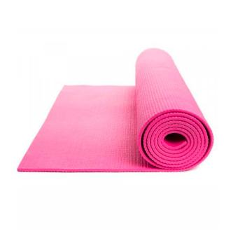 Harga Yoga Mat 3 mm Thick (Pink)