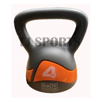 Body Sculpture Kettle Bell Exercise Weight - 4kg Price Philippines