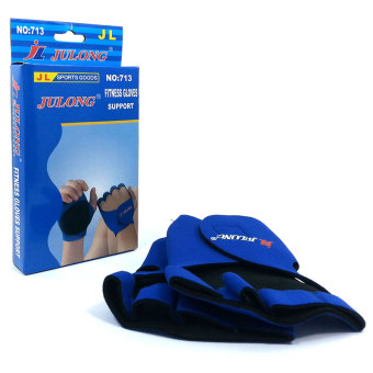 Julong Finger Gloves Support (Blue) Price Philippines