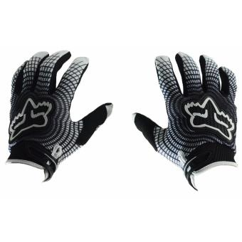 Harga Fortress Motorcycle /Bike Cycling Full Finger Gloves (FOXFULL10)