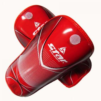 Harga Star Shin Guard Adult (Red)