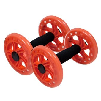 Body Sculpture Dual Exercise Wheel BB-709BOVV-B (Orange) Price Philippines
