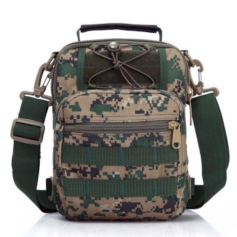 New 1000D Molle Tactical Shoulder Backpack Military Motorcycle Hiking Chest Bag forest Price Philippines