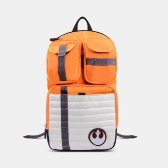 Harga Star Wars Bag Star Wars Backpack Rebel Alliance Icon Backpack Good Quality - intl