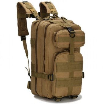 Harga HUG #910 Outdoor Backpack (Khaki)