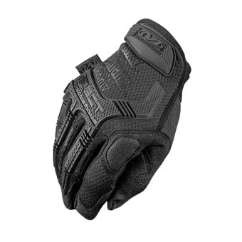 Harga Moonar Sports Combat Motorcross Gloves (Black)