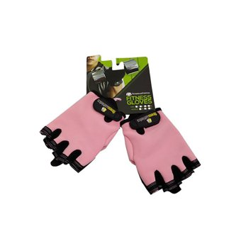 Harga FA Fitness Gloves FABC (Pink)