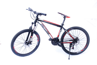 Harga Paceline MAX 200x17 Mountain Bikes (Red) MTB