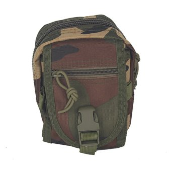 Innturt Tactical MOLLE Bag Utility Pouch Pack (Multi Camo) Price Philippines