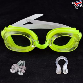 Summer Advanced Swimming Goggles For Adult with with Noselip and Earplug Price Philippines