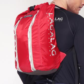 Harga Lagalag Saco 18L Backpack (Red)
